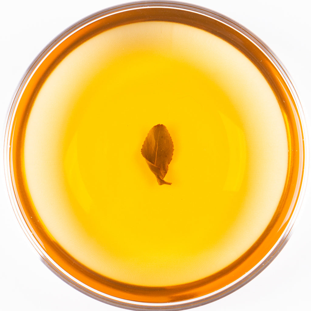 "Fanpokeng Natural Farming Dah Pan ""Orient Breeze"" Bug Bitten Oolong Tea - Summer 2020"