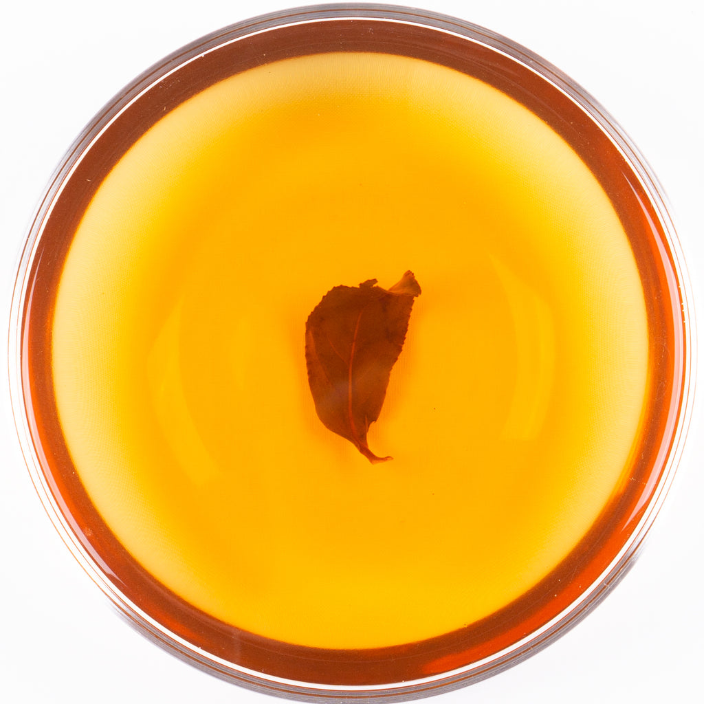 "Yushan Organic ""Amber Samber"" Bug Bitten Oolong Tea - Winter 2020"