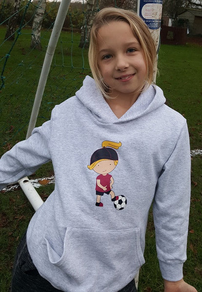 #WeCanPlay Football Hoody - DONATED TO GOALS4GIRLS