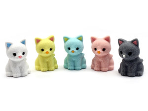 Iwako Assorted Eraser Pastel Cat