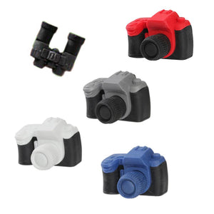 Iwako Assorted Eraser Camera & Binocular