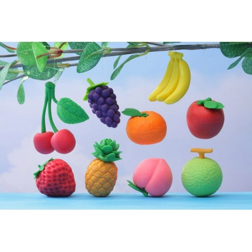 Iwako Assorted Eraser Fruit