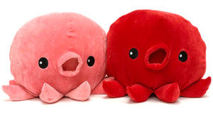 Mochipuni Octopus Plush 2 Colors 10""
