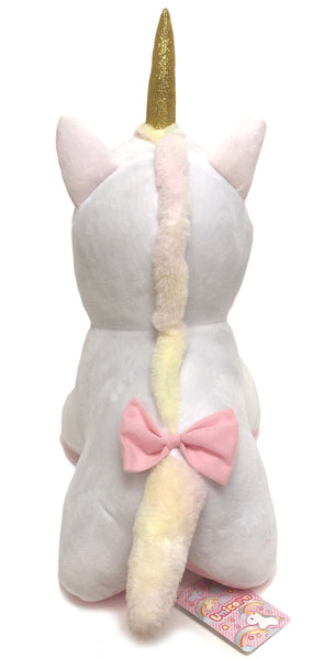 Yamani Unicorn Big Plush 17""