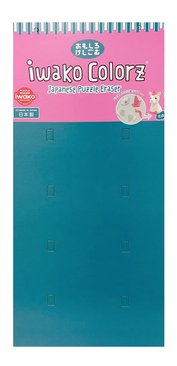 Iwako Hanging / Table Top Display Board (for Colorz)