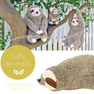 Liv Heart FLUFFY Animal - [Sloth Collection]