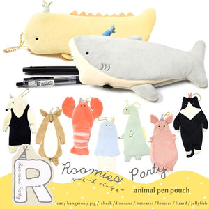 Liv Heart ROOMIES PARTY Pen Pouch
