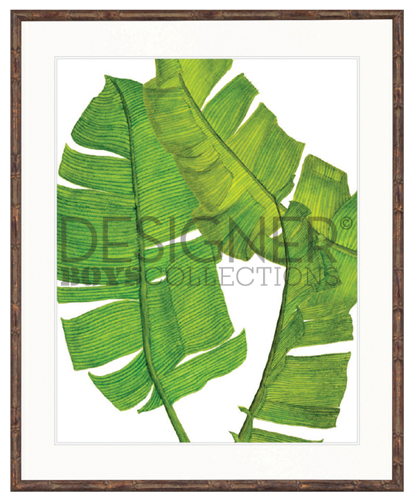 Banana Leaves III