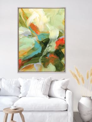 Colour Melody II (CANVAS) - DESIGNERS CANDY