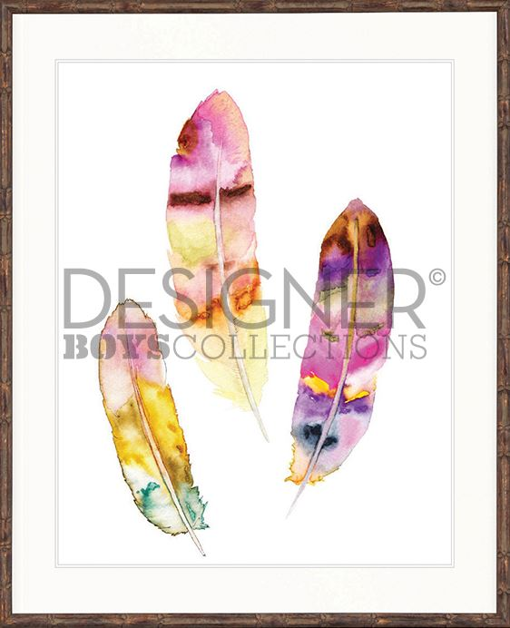 Feather Delight III - DESIGNERS CANDY