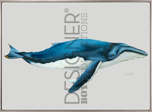 Humpback Whale (CANVAS) - DESIGNERS CANDY
