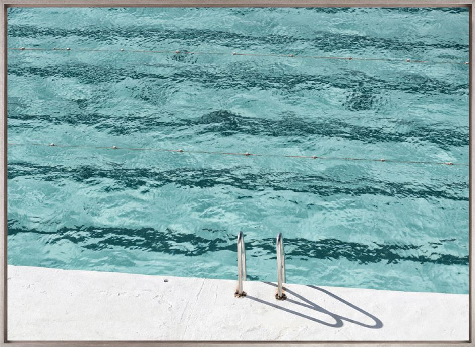 Ocean Pool I (CANVAS) - DESIGNERS CANDY