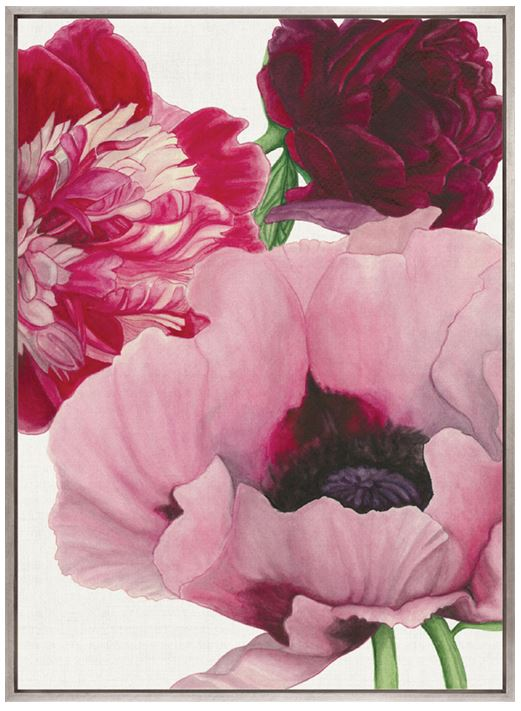 Peonies & Roses I (CANVAS) - DESIGNERS CANDY