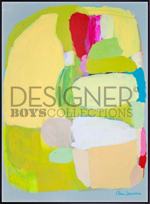 SPRING JOY (CANVAS) - DESIGNERS CANDY