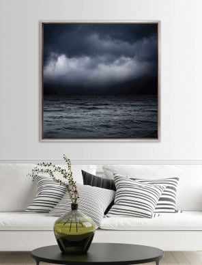 STORMY SEA III (CANVAS) - DESIGNERS CANDY