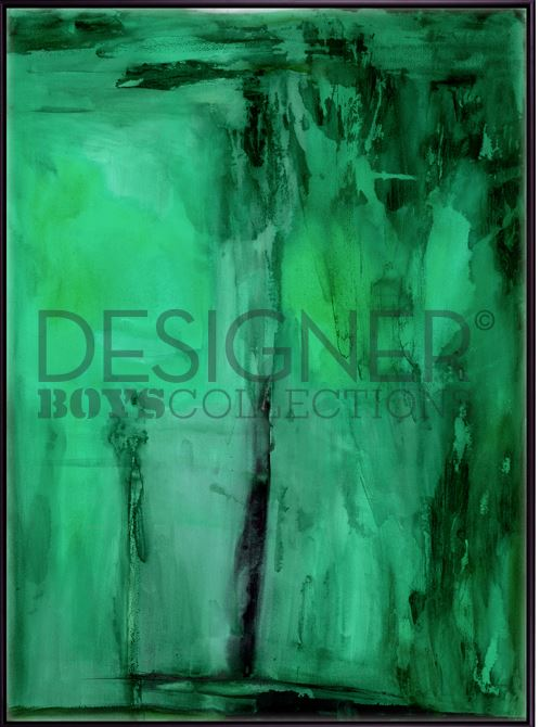 Winter Green (CANVAS) - DESIGNERS CANDY