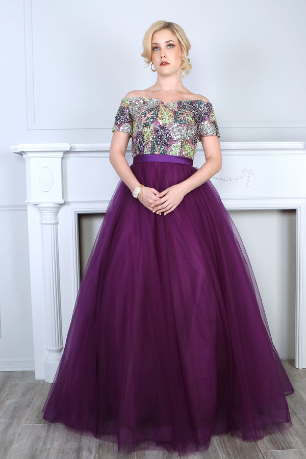 Shantal Gown