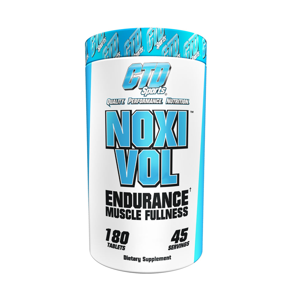 CTD Sports Noxivol, Tablets - 180 tablets