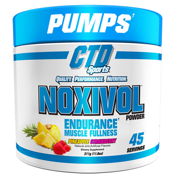 CTD Sports Noxivol Powder 45 Servings - Dietary Supplement