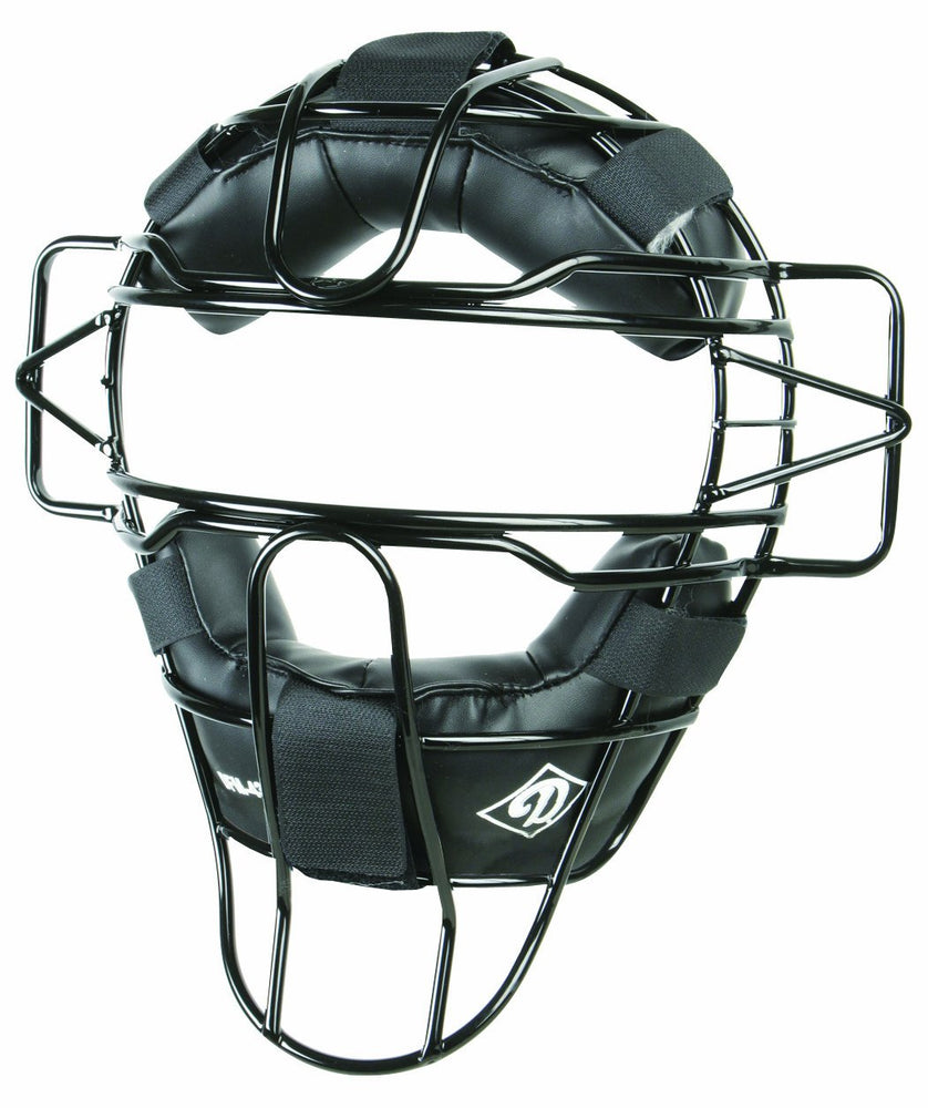 Diamond Sports Umpire Ultralite Facemask Black One Size DFM-43