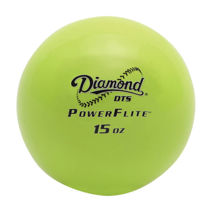 Diamond DTS Power Flite Weighted Hitting Training Balls 6 Pack