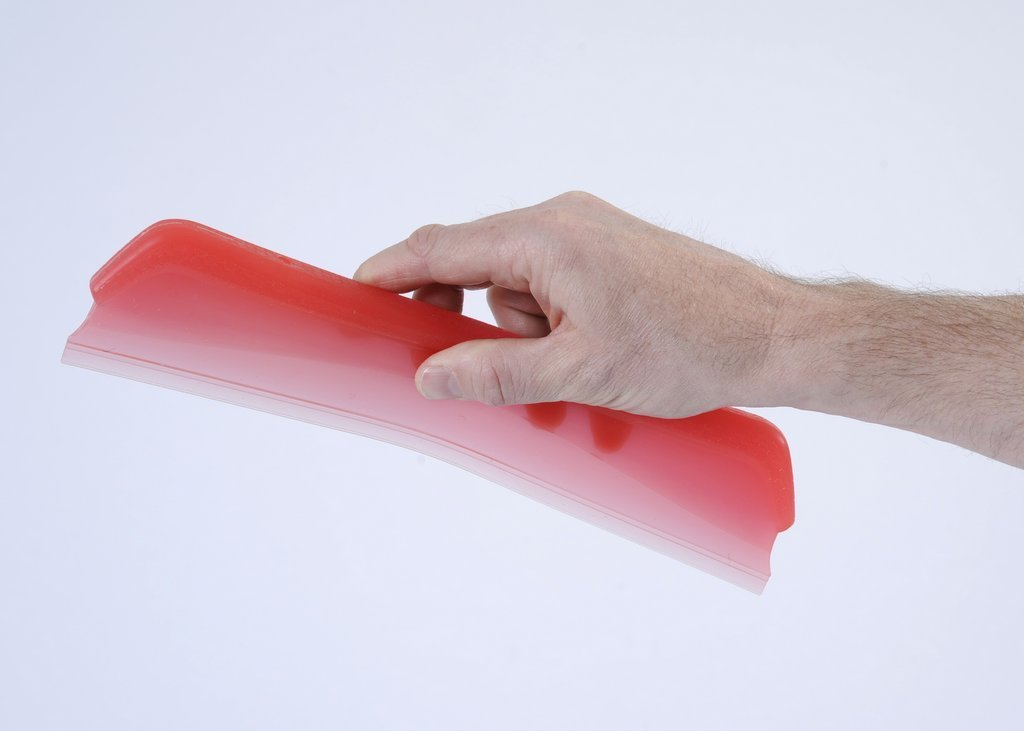 The Original California Car Duster Red Dry Blade 11 inch - 20114R