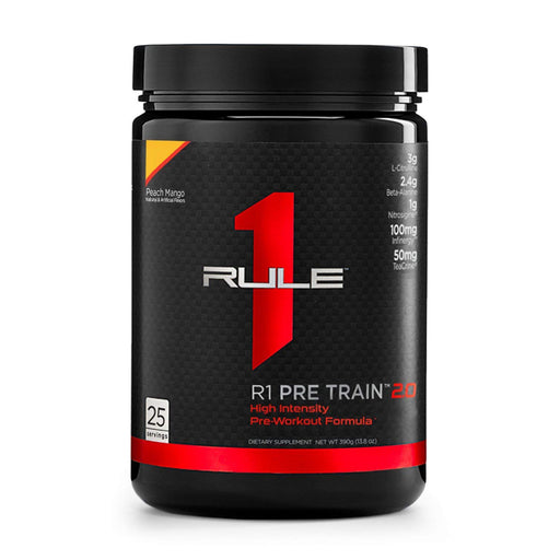 Rule One R1 Pre Train 2.0 - 25 Servings