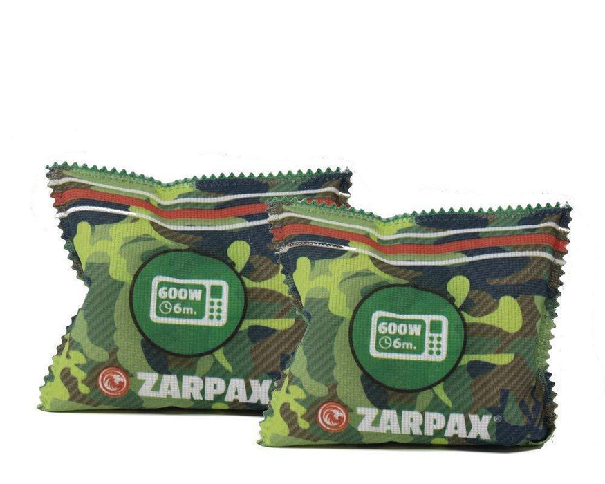 Zarpax CAMO Reusable Outdoor Gear and Gun Safes Dehumidifier- Pick Pack Sizes