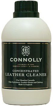 Connolly Leather Cleaner for Auto Interior Home Furniture and Saddles 500ml