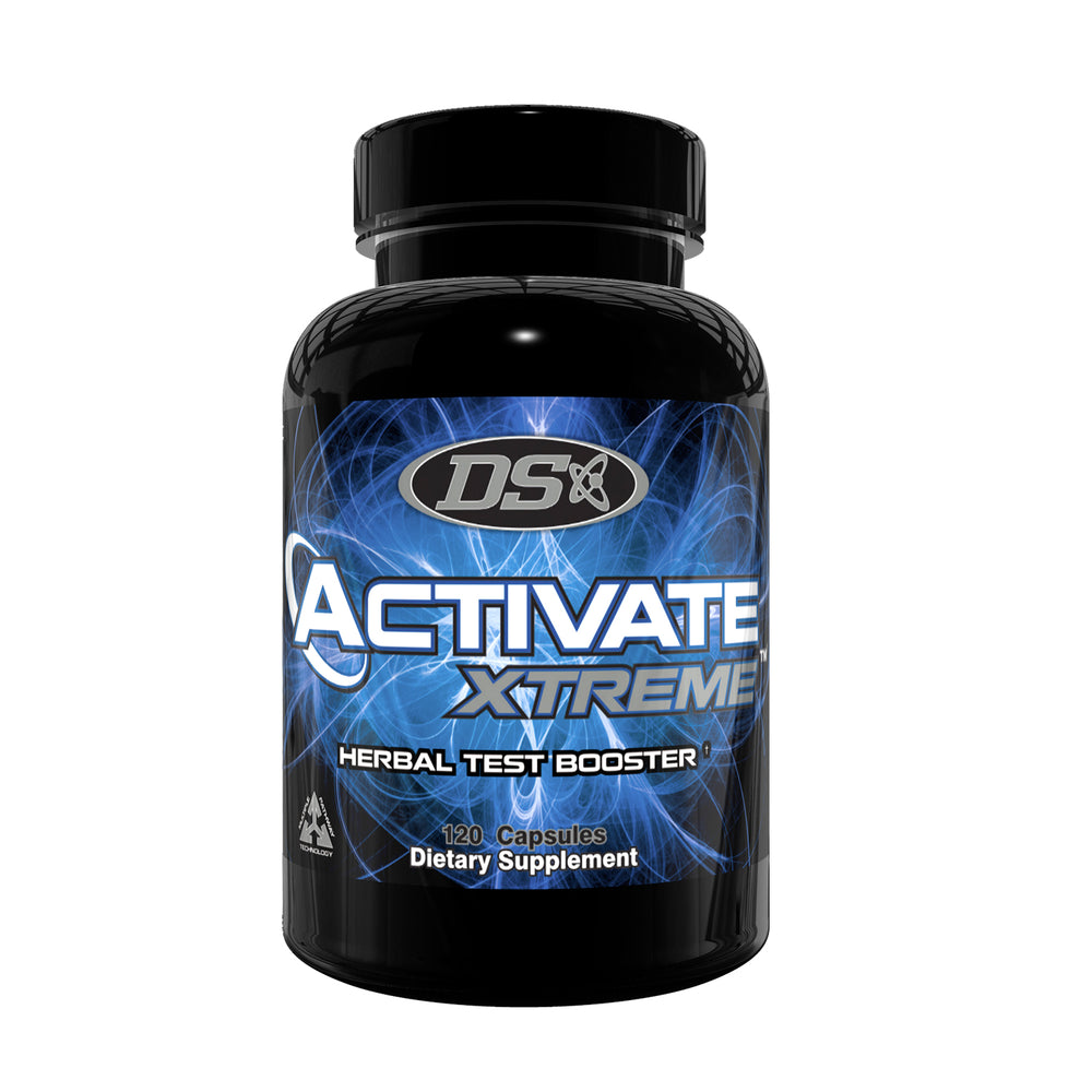 Driven Sports Activate Herbal Supplement Booster 120 Caps