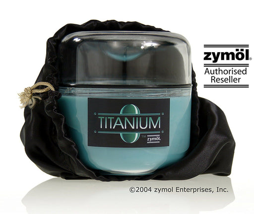 Zymol Titanium Glaze - 8oz with Microfiber Cloth