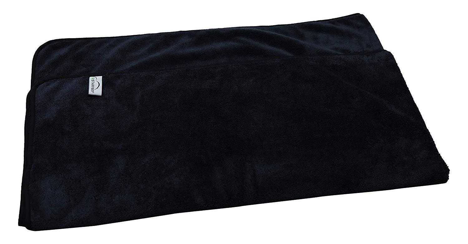 "Starfiber Microfiber Car Blanket 31"" x 58"" for Backseat Passenger Home Couch"