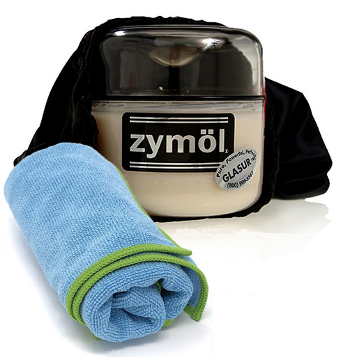 Zymol Glasur Glaze 8 oz with Microfiber Cloth
