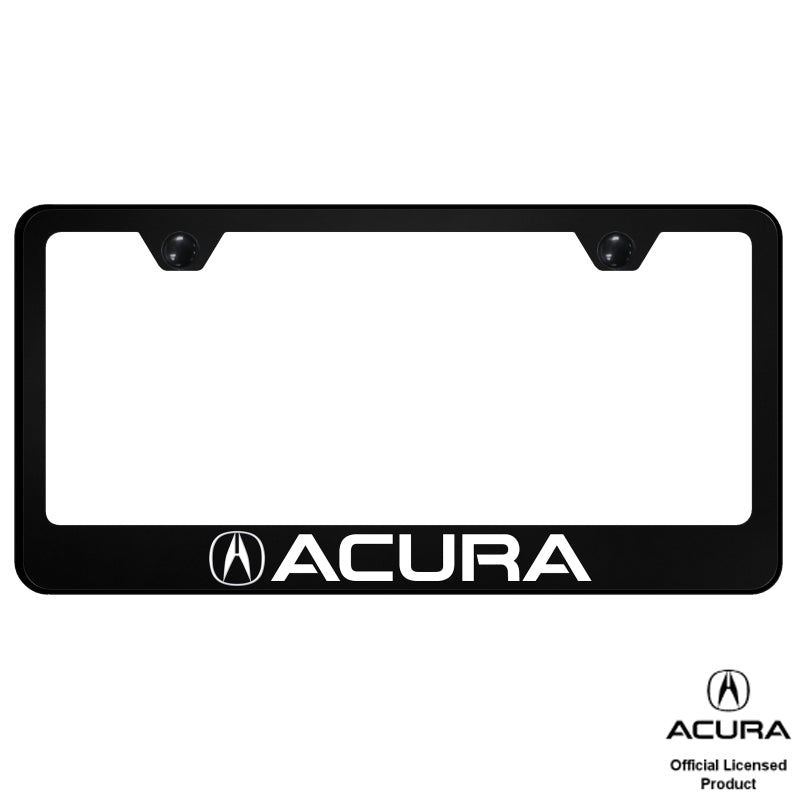 Au-Tomotive Gold for Acura PC Frame – UV Print on Black