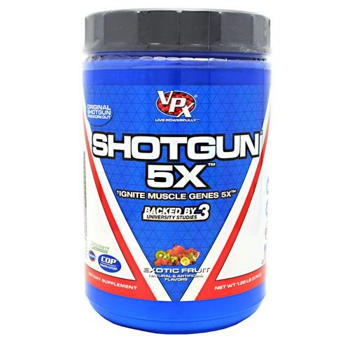VPX Shotgun 5X 28 Servings Exotic Fruit