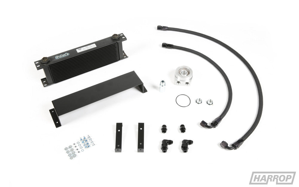 Harrop Engine Oil Cooler-FRS/BRZ
