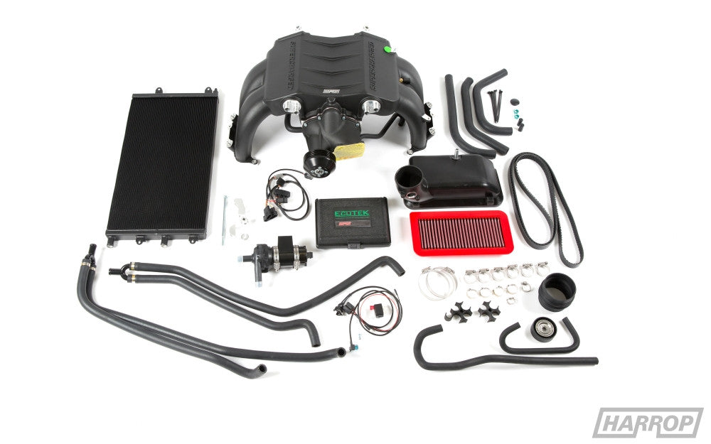 Harrop TVS1320 Supercharger Kit-FRS/BRZ