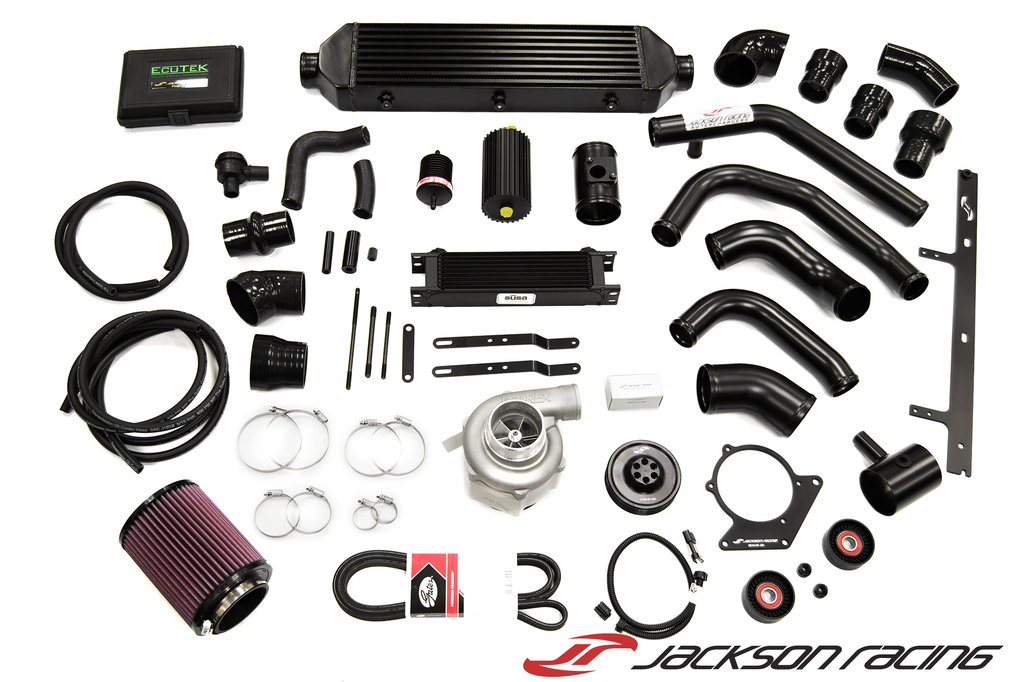 Jackson Racing CARB Legal Supercharger Kit-FRS/BRZ