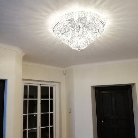 Cacique Ceiling Mounted Chandelier at Murano Plus, Lighting Specialists in Auckland
