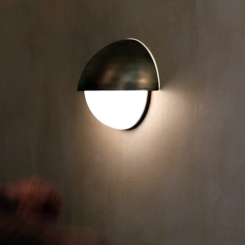 Lunar Wall Lamp at Murano Plus, Lighting Specialists in Auckland