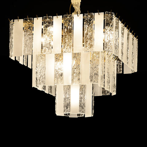 Corisande Chandelier at Murano Plus, Lighting Specialists in Auckland