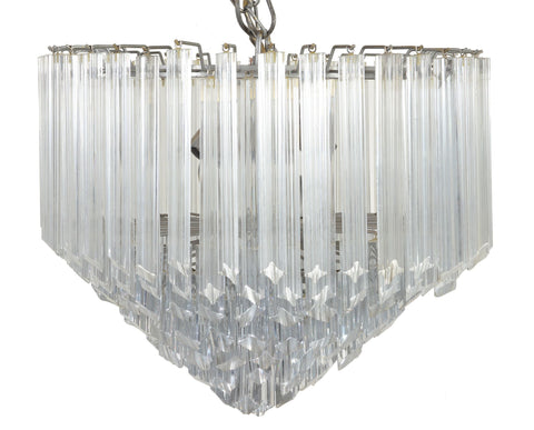 Piramide Chandelier at Murano Plus, Lighting Specialists in Auckland