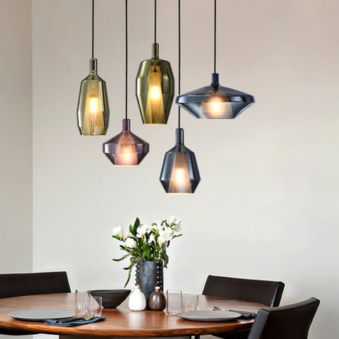 Arcana Blue Pendant at Murano Plus, Lighting Specialists in Auckland
