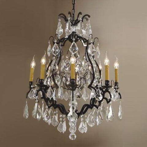 Abelie Chandelier at Murano Plus, Lighting Specialists in Auckland