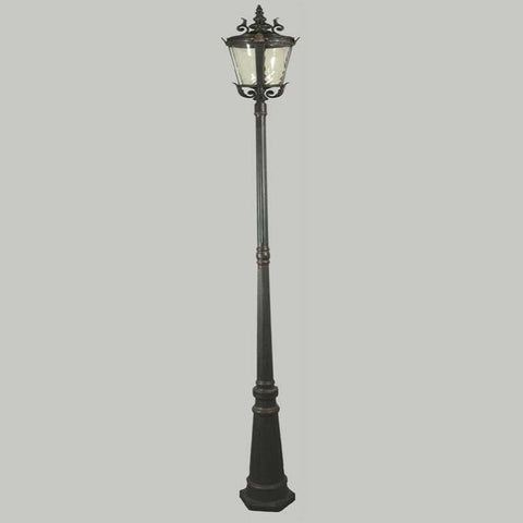 Albaran Standard Post Lamp Post at Murano Plus, Lighting Specialists in Auckland