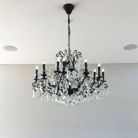 Albertine Chandelier at Murano Plus, Lighting Specialists in Auckland