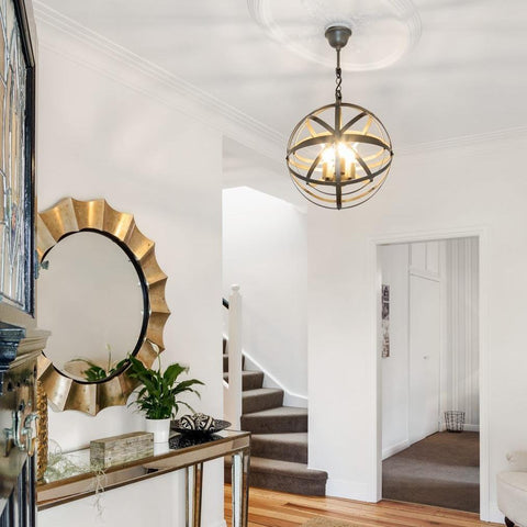 Atlas Small Pendant at Murano Plus, Lighting Specialists in Auckland