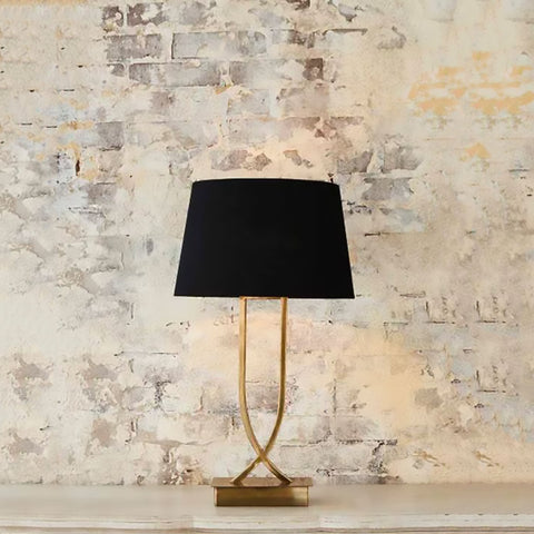 Clarendon Cross Table Lamp at Murano Plus, Lighting Specialists in Auckland