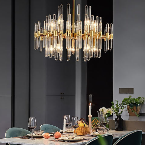 Buis Chandelier at Murano Plus, Lighting Specialists in Auckland