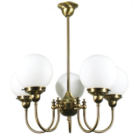 Leonard 5 Lights Pendant Pendant at Murano Plus, Lighting Specialists in Auckland